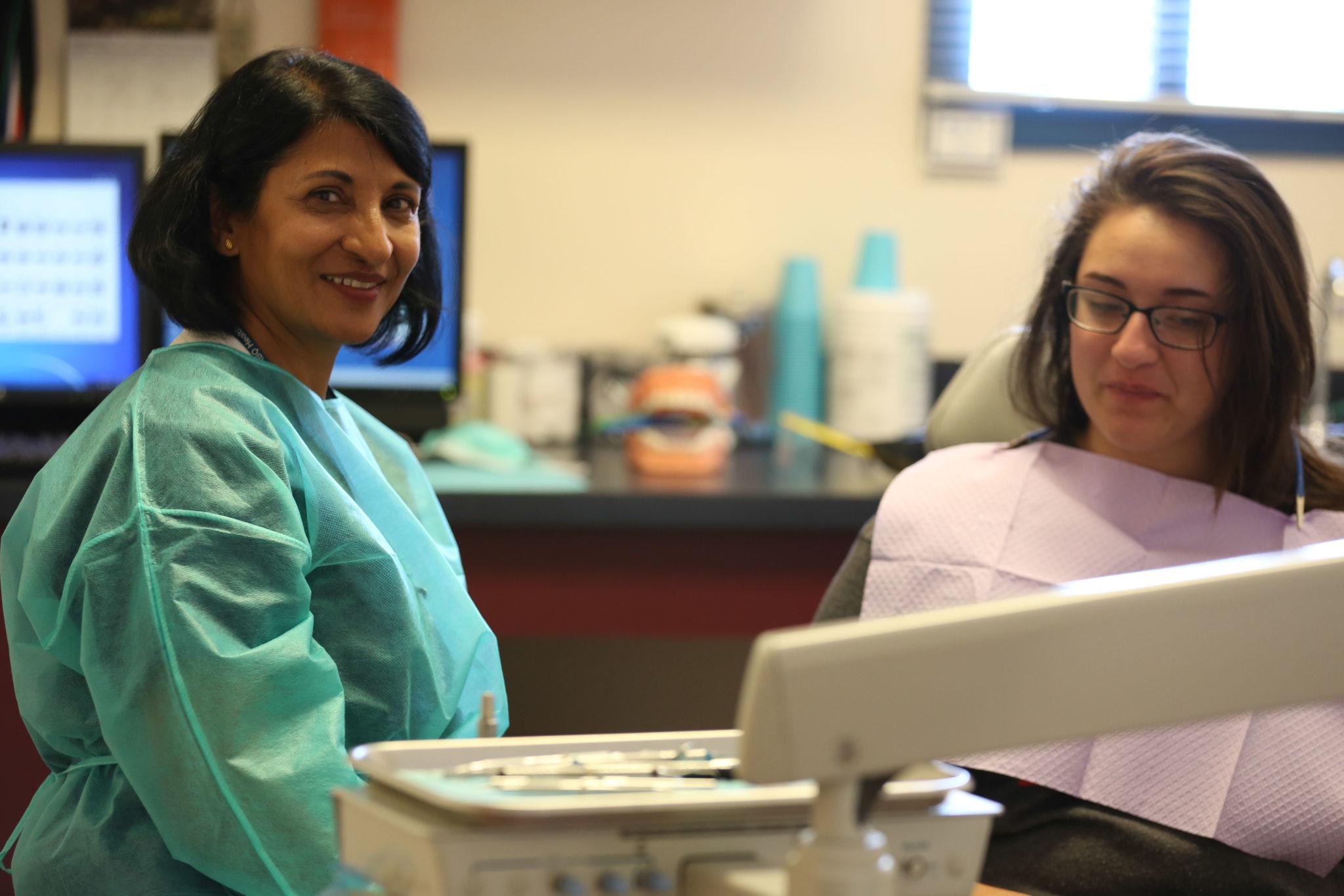 ABQHCH dental clinic