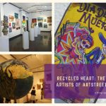 Image Credits: upper left, Harwood Art Center/ right, Jeremy Yazzie/ lower left, Albuquerque Health Care for the Homeless